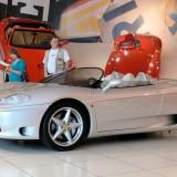 Ferrari 360 Barchetta Einzelstück